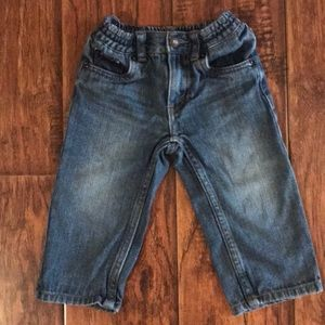 LEVI'S | 526 Loose Straight Jeans | 18 mo